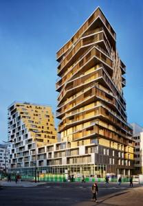 housing Paris