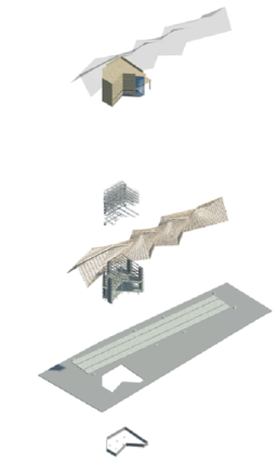 Axonometric - Rendered